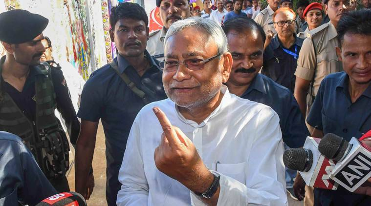 'Summers not right season to hold polls': On phase 7 voting day, Nitish Kumar's advice to EC