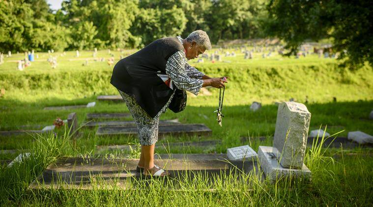 Discovery of the last slave ship to America brings new hope to old community