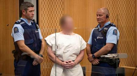 Man accused of murder in New Zealand shootings also charged with terrorist act