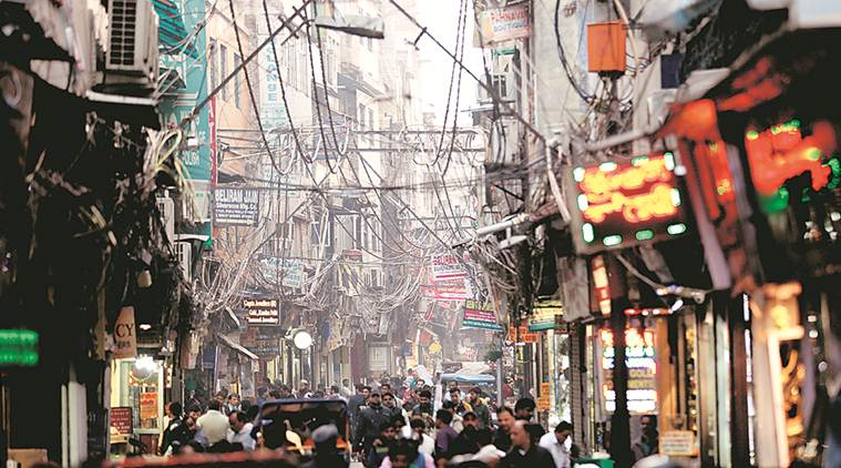 How moonlit night, water tank gave Delhi's busiest shopping stretch Chandni Chowk its name