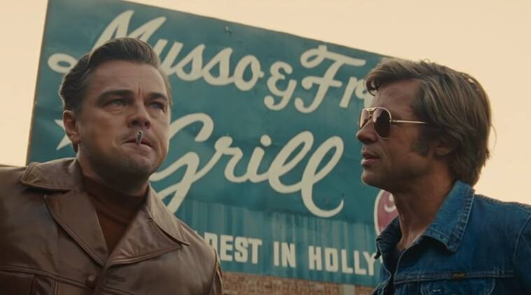Once Upon a Time in Hollywood trailer: Brad Pitt and Leonardo DiCaprio's chemistry is crackling