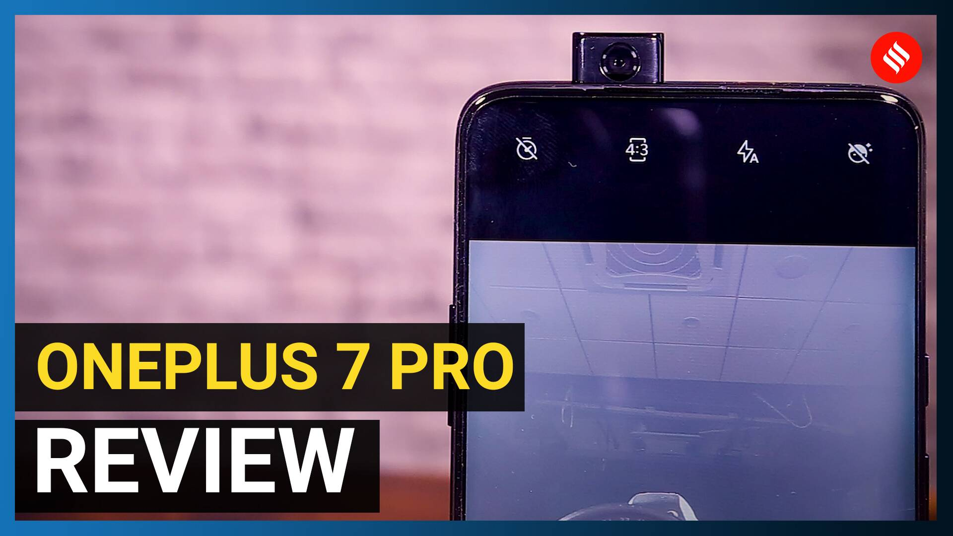 OnePlus 7 Pro Review: Stunning Display and Pop-up Selfie