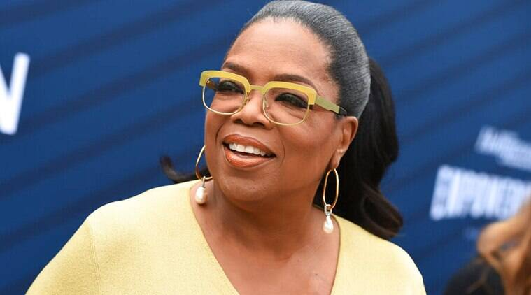 Apart from Oprah Winfrey, the event saw the presence of personalities such as Alicia Keys, Lea Michele, Caitlyn Jenner and Maria Shriver among others