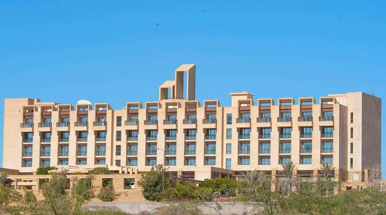 Gunmen storm luxury hotel in Pakistan port city of Gwadar