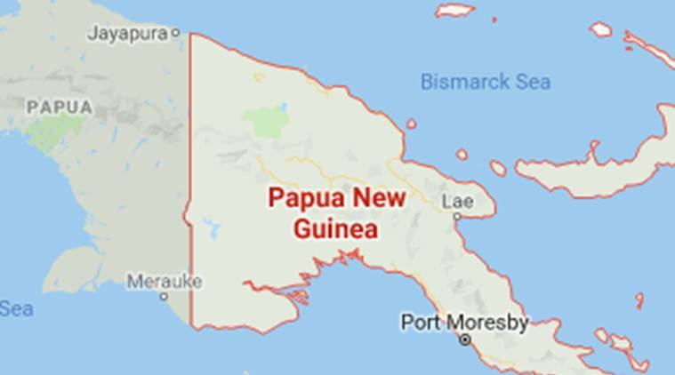 Papua New Guinea assesses extent of damage from strong quake