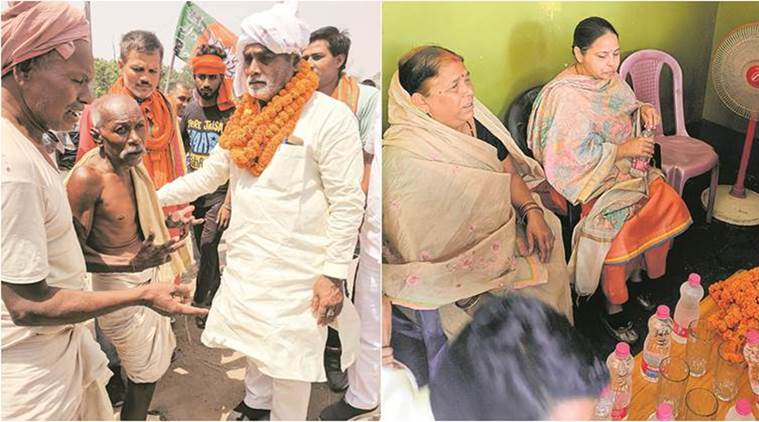 lok sabha elections, Bihar, Bihar elections, Ram Kripal Yadav, Misa Bharti, general elections, election news, decision 2019, lok sabha elections 2019, indian express