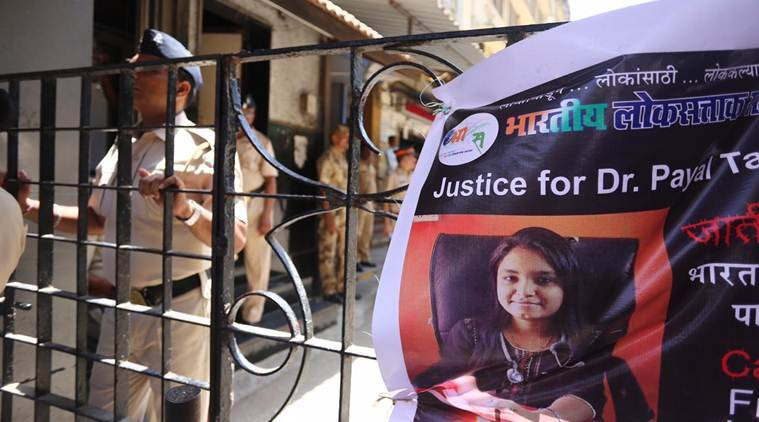 Payal Tadvi suicide: What is known about the Mumbai doctor's case so far