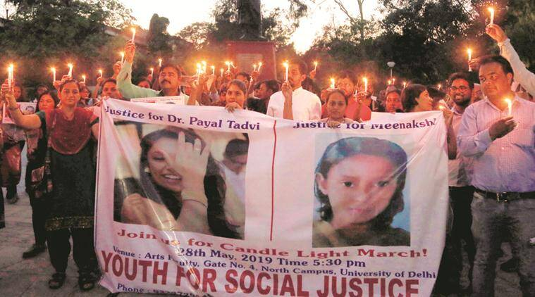 Medical student suicide: Accused tell court didn't know deceased's caste, she shirked responsibility
