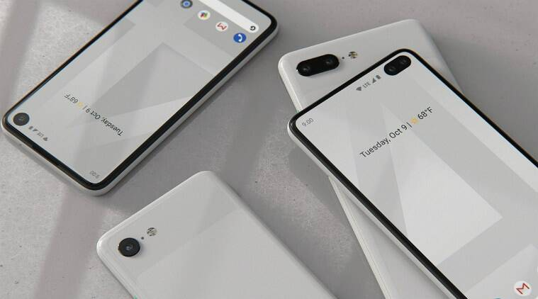 google pixel 4, google pixel 4 xl, pixel 4, pixel 4 xl, google pixel 4 specifications, google pixel 4 xl specifications, google pixel 4 features, google pixel 4 xl features, google pixel 4 price, google pixel 4 launch, google pixel 4 physical buttons, google pixel 4 no buttons, google pixel 4 punch hole display, google pixel 4 screen, google pixel 4 xl dual cameras