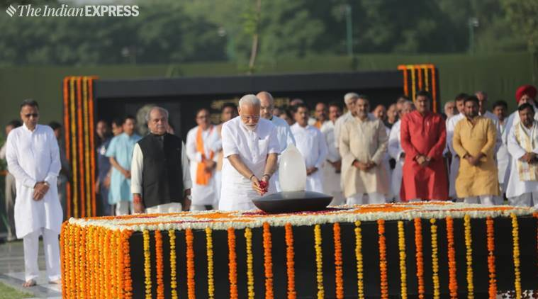 Narendra Modi oath-taking ceremony LIVE Updates: Rajnath, Sushma, Goyal, Naqvi, Gadkari, Javadekar likely in Cabinet