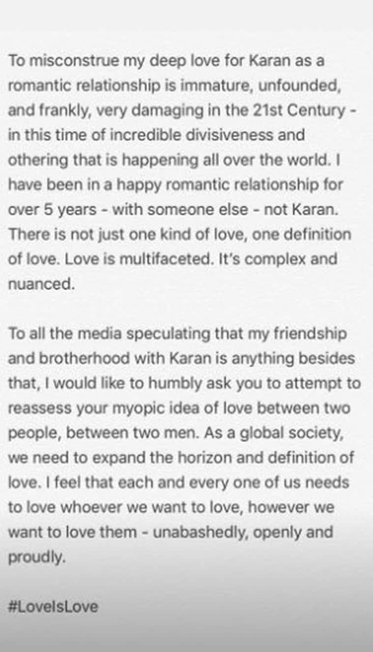 Prabal Gurung on dating rumours with Karan Johar 759