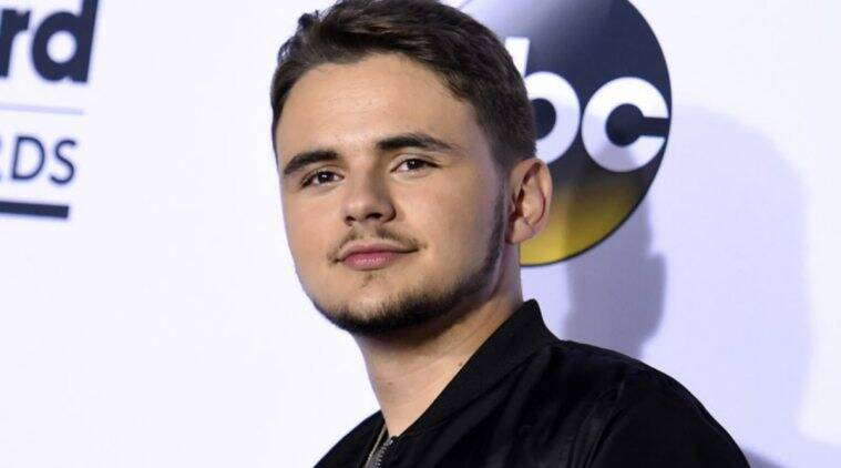 Prince Jackson has graduated from college with a bachelor's degree