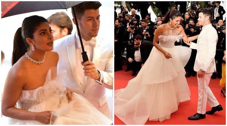 Image result for Priyanka Chopra Cannes 2019