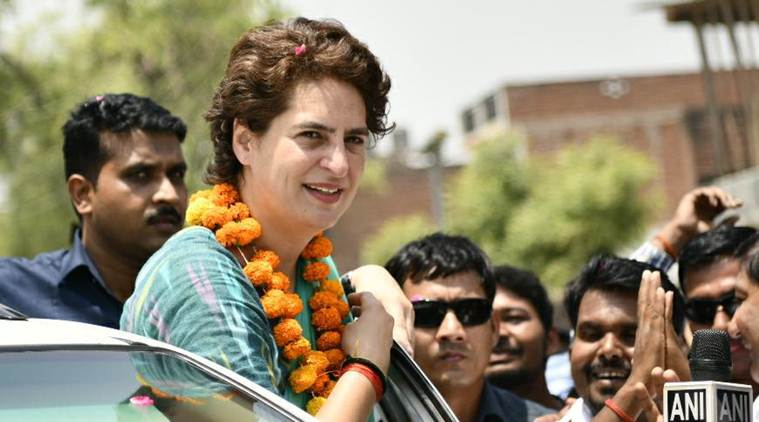 priyanka gandhi, BJP, BJP seats,  priyanka gandhi vadra, congress, bharatiya janata party, bjp, priyanka gandhi in rae bareli, priyanka gandhi congress, congress priyanka gandhi, priyanka gandhi in up, up elections, lok sabha elections 2019, lok sabha polls 2019, elections news, Indian Express