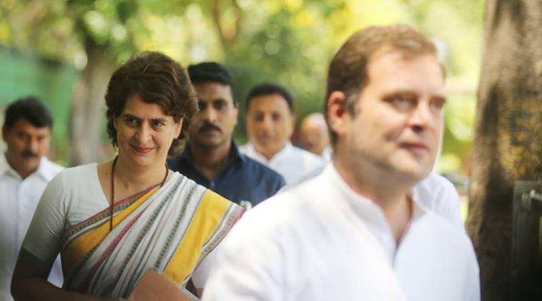 In undecided Congress, first open call for Priyanka: She should be party chief