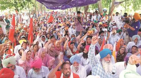 Faridkot custodial death: Thousands rally to seek justice for Jaspal Singh, cops ask kin to end sit-in