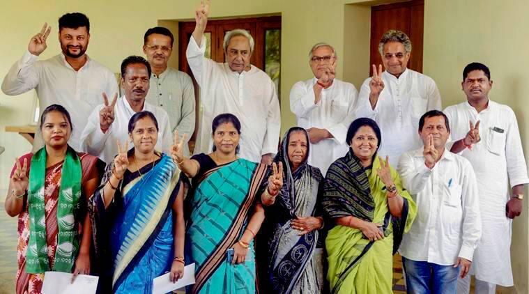 Naveen Patnaik unanimously elected leader of BJD legislature party