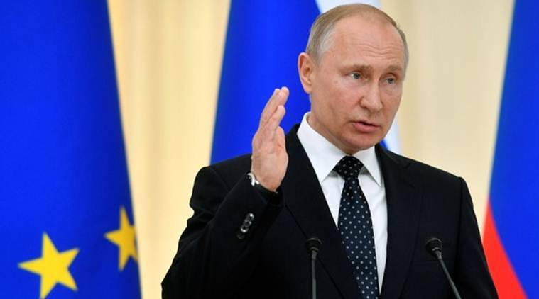 Putin says Russia won't budge to win sanctions respite from West