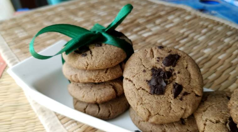 ragi cookies, easy recipe for rahi cookie, skin, vitamin D, reduce wrinkles