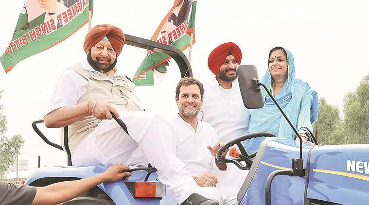 In Punjab, Rahul promises strict action in sacrilege cases