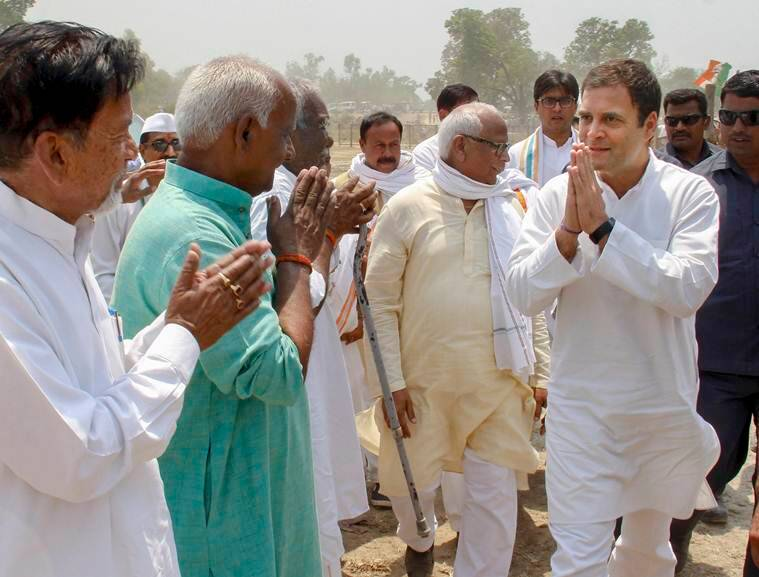 Rahul Gandhi, Rahul Gandhi interview, Rahul Gandhi Congress, Narendra Modi, 2019 lok sabha elections, gandhi modi, rahul on modi, Indian general elections, Rafale deal, Amit Shah, election news, elections 2019, Indian Express
