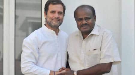 Karnataka elections, Karnataka local urban body elections, Karnataka local body elections, Karnataka, Congress, BJP, JDS, India News, Election News, Indian Express