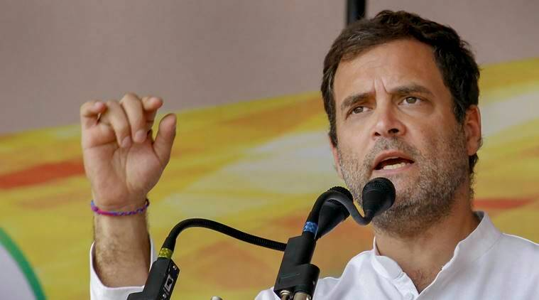 Rahul Gandhi meets Alwar gangrape victim's family, promises action against culprits