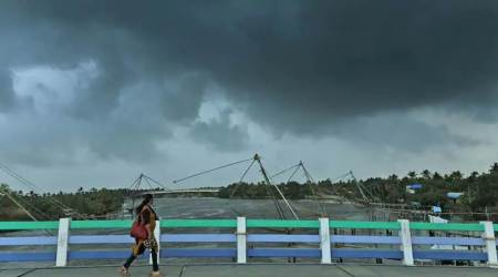 rain, light showers, weather, rain in delhi, delhi weather, weather report, weather today, delhi temperature, weather forecast, indian express