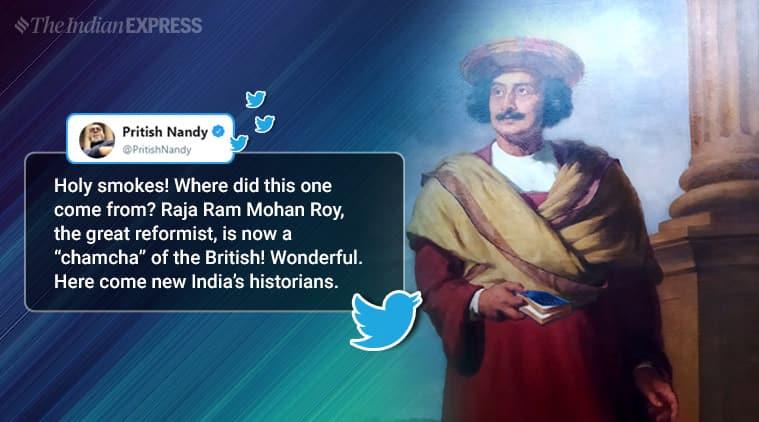 raja ram mohan roy, sati, rmmohan roy, sati abolition, payal rohtagi, social media buzz, sati rammohan roy, indian express, viral news