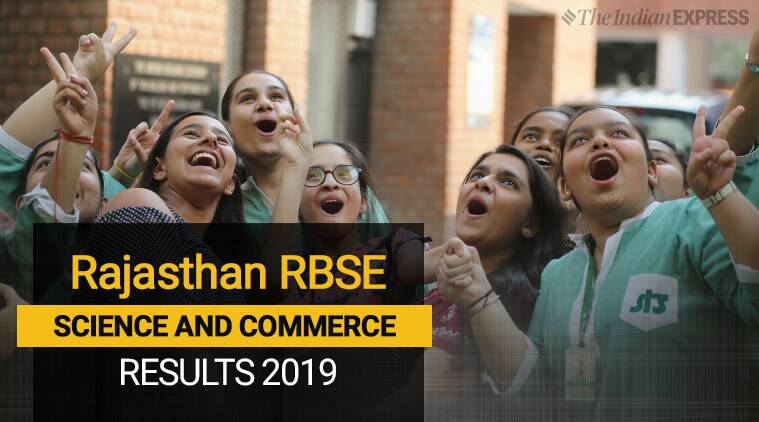 BSER, RBSE Rajasthan Board 12th result 2019 declared LIVE updates: Girls outperform boys