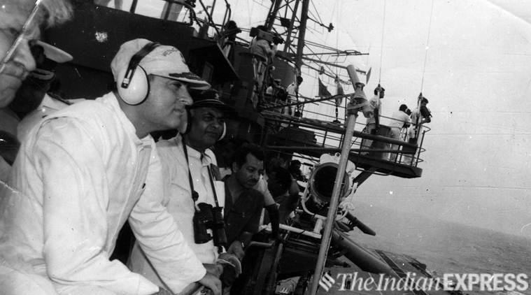 PM Narendra Modi on Rajiv Gandhi on INS Viraat in Lakshadweep