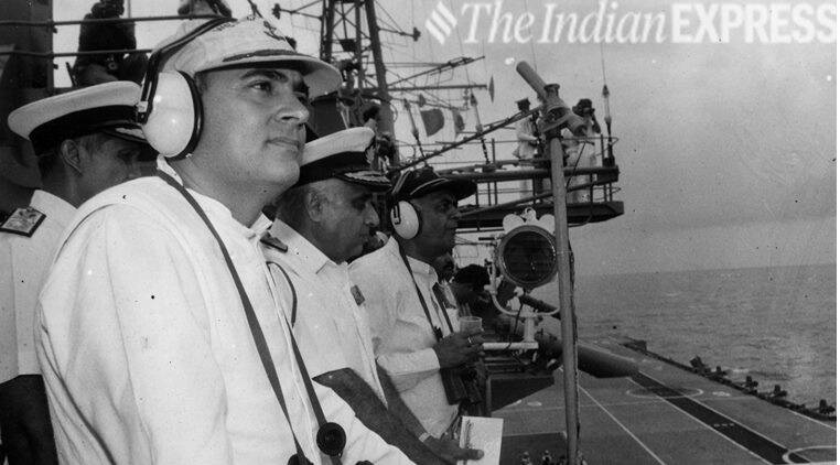 No ships specially diverted for personal use of Gandhis: Retd Admiral on PM's INS Viraat remark