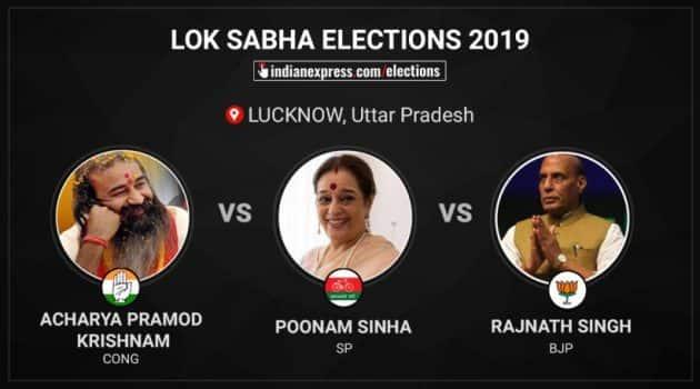 Lok sabha election results, Top constituencies list, top constituencies, Top candidates in 2019, Lok sabha elections 2019, election news, winning party, BJP, Congress, SP, BSP, JD(U), Mahagathbandhan, Uttar Pradesh, Indian express