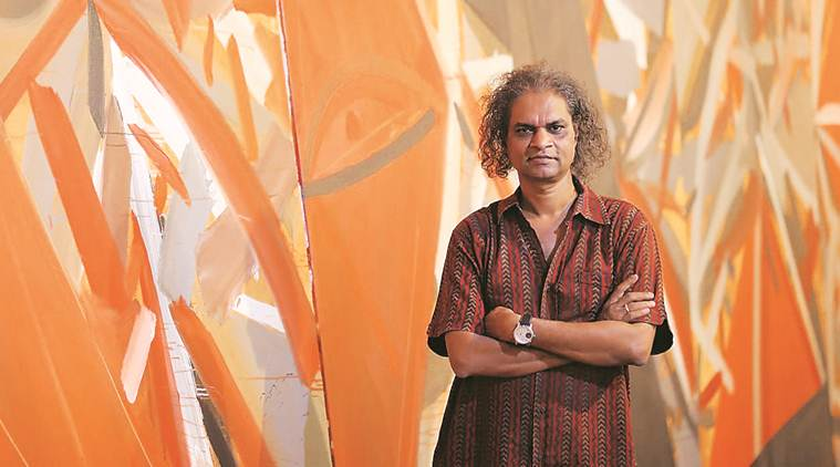 'Art stands midway between science and philosophy'