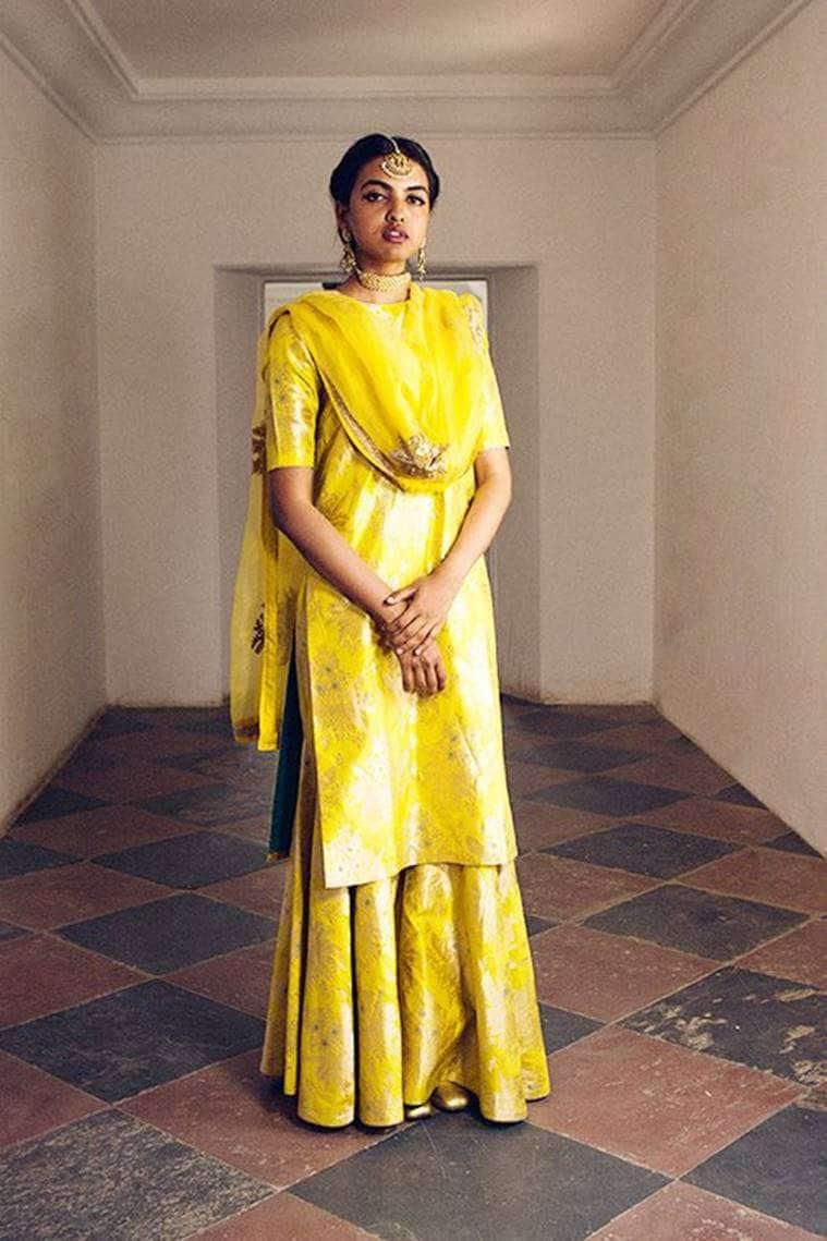 raw mango, fashion label, fashion designer sanjay garg, indian express