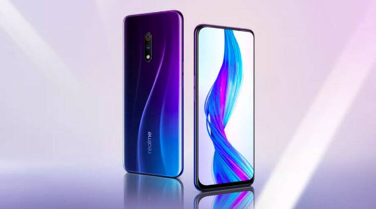Realme X with 16MP Pop-up Camera Launched in China for Rs 14999