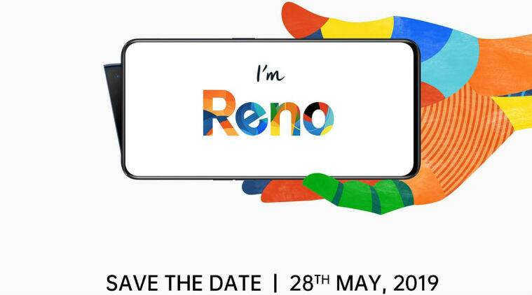 Oppo Reno series to launch in India on May 28, company confirms