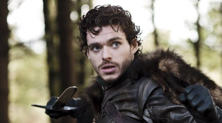 Richard Madden, Game of Thrones Rob stark