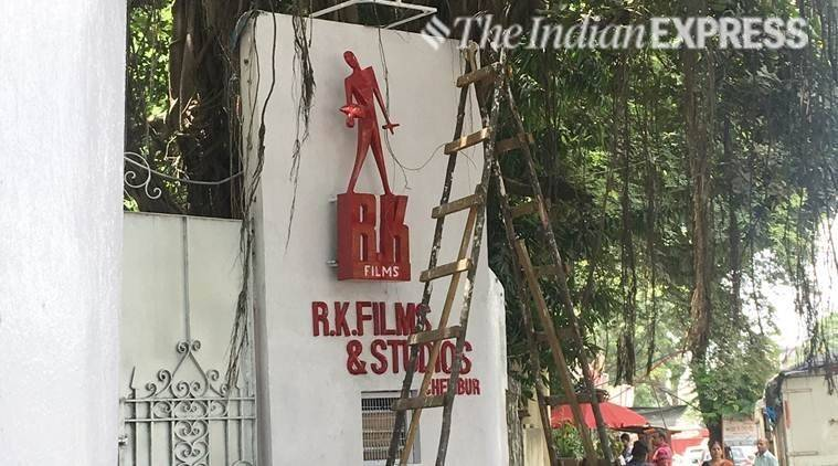 rk studios, r k studios, rk studios closed, rk studios shut down, rk studios photos, rk studios films, rk studios history, rk studios shutdown, rk studios raj kapoor, rk studios kapoor family, rk studios new owner
