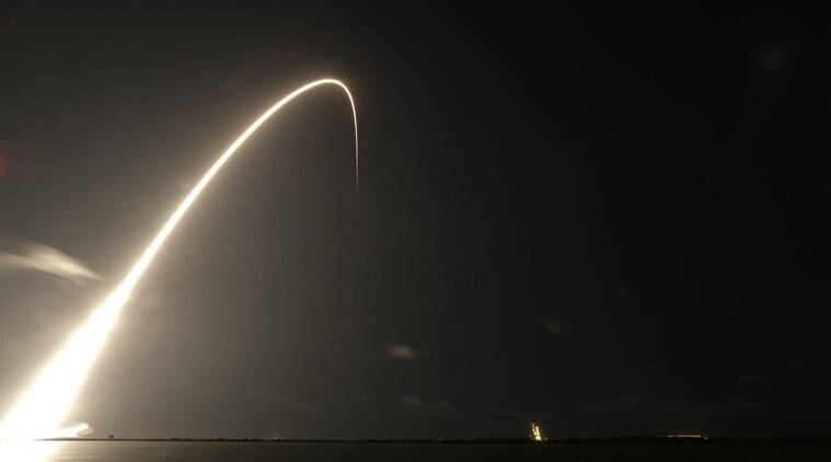 SpaceX launch, sattelite launch, 60 satellites,California based SpaceX ,Florida, the Starlink satellites ,indian express