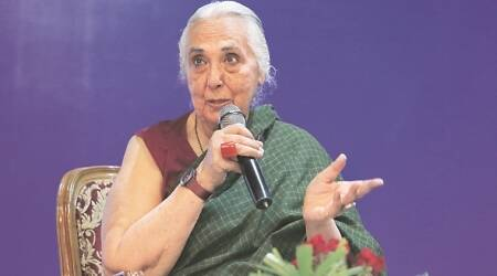 Romila Thapar, historian Romila, Punajb, akali dal, Indian historians, Peace Conference, History for Peace conference, Ancient India, Punjab, Punjab news, Latest news, Indian Express