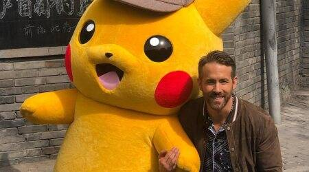 ryan reynolds on detective pikachu film