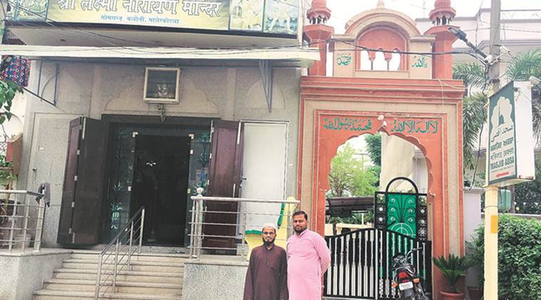 Malerkotla: Where a mandir and a masjid share more than a nine-inch common wall