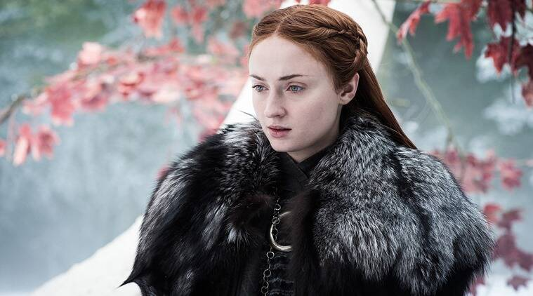 Sophie Turner: Thank you Sansa for teaching me what true strength really is