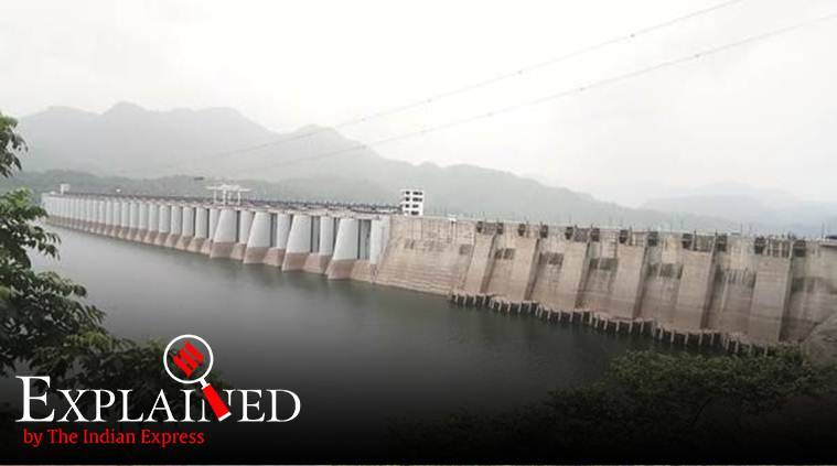 Explained: Why a near full Sardar Sarovar Dam is unable to release water for farmers