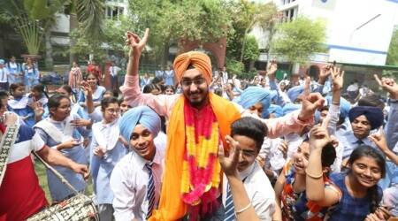Selfie to bhangra dance, Punjab Board 12th toppers celebrate success