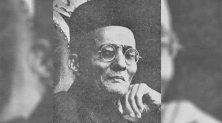 Veer savarkar, veer savarkar, veer savarkar rajasthan, rajasthan congress government, congress rajasthan, rajasthan school textbooks, Rajasthan books savarkar, veer savarkar rajasthan books, indian express