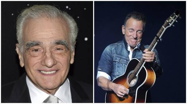 Bruce Springsteen and Martin Scorsese conversation