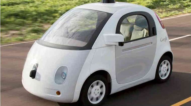 Self driving cars may ease traffic woes study