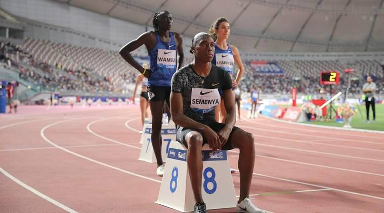 Weight gain, fever, nausea: Semenya recalls nightmare